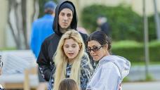 Kourtney Kardashian Reveals Impressive Ski Abilities In Video With Travis Barker's Daughter Alabama, 15