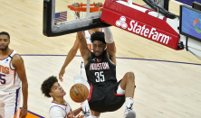 Christian Wood's big game not enough as Suns scorch Rockets with treys