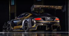 The Bentley Continental GT3 Pikes Height Has Arrived With A Enormous Rear Flee