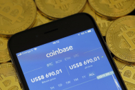 Bitcoin hits new all-time high above $62,000 ahead of Coinbase debut