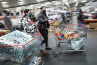Market braces for key inflation report that may test the Fed's mettle