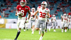NFL Draft: Ranking the High 10 wide receivers, starting with DeVonta Smith