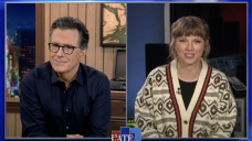 Taylor Swift Unearths Inspiration At the help of Courageous Be conscious 'Hello Stephen'