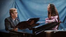 Rina Sawayama And Elton John Are 'Chosen Family' And It's Honest