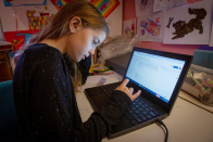 Online learning has become a COVID-19 reality. Nonetheless experts say kids aren't thriving online