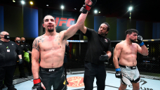 Twitter reacts to Robert Whittaker's win over Kelvin Gastelum at UFC on ESPN 22