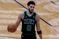 Idea: Have the Celtics finally put their early-season issues behind them?