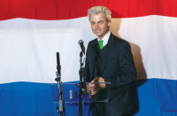 Likud sends support to anti-Islam Wilders while courting Islamists at home