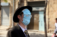65% drop in severe bronchial asthma, Israeli hospital says it's the masks