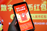 China may test its digital currency with foreign visitors at the 2022 Beijing Winter Olympics