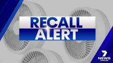 World Shop Yell's My Foldaway Fan, sold at Colossal W and Kogan, recalled over internal fault