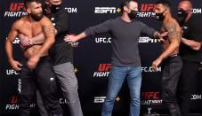 Dana White criticizes Sean Shelby for not stopping Jeremy Stephens from shoving Drakkar Klose