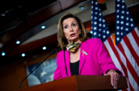 Pelosi criticized for thanking George Floyd for 'sacrificing your lifestyles'