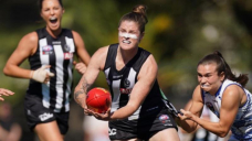 Magpies dominate AFLW All-Australian team
