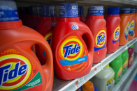 Procter & Gamble earnings beat as pandemic home care trends linger, and beauty sales pick up