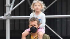 Ryan Reynolds Carries Daughter James, 6, On His Shoulders On Uncommon Public Outing Collectively – Pic