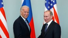 Ukraine crisis may be Putin's test for the Biden administration