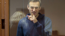 High Navalny associates detained ahead of protests