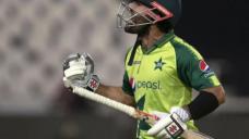 Rizwan shines for Pakistan in T20 win