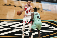 Hornets vs. Bulls: Lineups, injury reports and broadcast info for Thursday