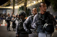 Arabs and Jews clash in Jerusalem, multiple incidents reported