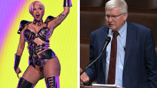 Cardi B criticizes congressman for speaking out against 'WAP' instead of police brutality