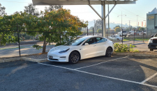 Rent a Tesla Model 3 on demand for as little as $15 per hour