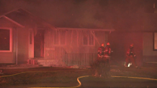 Wind-stoked fire severely damages southwest Calgary home