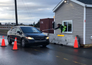 N.S. has closed its border to N.B. for non-very necessary trot. Right here's what that looks like