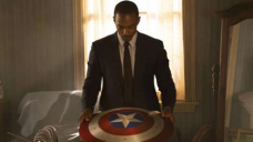 Sam Wilson Gets A Trace-Current Look In The Falcon And The Iciness Soldier Finale