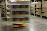 Game-changing aid could result in a rethink of how a UK warehouse operates