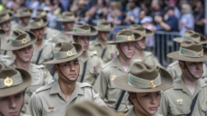 Public and private ways to mark Anzac Day