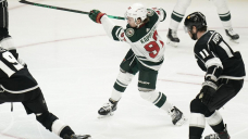 Kaprizov, Wild stay hot with 4-2 win over Kings