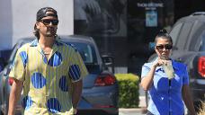 Why Scott Disick 'Doesn't Love' Kourtney Kardashian's Very Public Romance With Travis Barker
