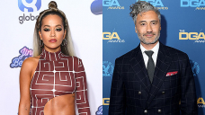 Rita Ora, 30, & Taika Waititi, Forty five, Spark Romance Rumors After Relaxed Pic Together