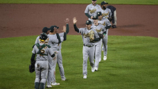 LEADING OFF: A's go for 14th in row, Tatis on HR tear vs LA