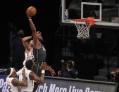 Nets reaction: Durant, Irving lead Nets to win over Suns