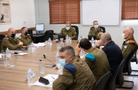 IDF's Kohavi: We are preparing for an escalation in Gaza