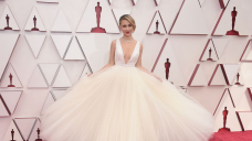 Oscars 2021 Purple Carpet: Peep All The Jaw-Losing Vogue