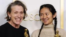 Wolf Queen Frances McDormand Howls After A hit Nomadland Oscar