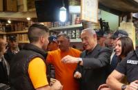 Netanyahu is selling the premiership like cucumbers at the shuk