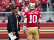 Kyle Shanahan: Having Jimmy Garoppolo will be important for 49ers