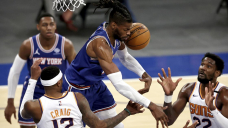 Suns snap Knicks' 9-sport win streak with 118-110 victory