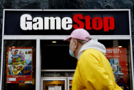 GameStop shares jump after the Reddit favorite raises $551 million in stock sales