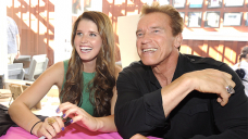 Arnold Schwarzenegger Unearths Katherine 'Freaks Out' When He Holds Her Little one