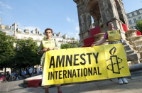 Amnesty Global condemns 'sham, torture-wicked' trials