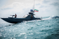 IRGC boats harassed US Flit Guard in Persian Gulf