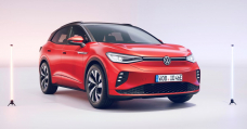 The Rapidly-Ish VW ID.4 GTX Has 300bhp And A New Badge