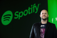 Spotify founder 'very severe' about buying his favorite membership, Arsenal, says he's secured funding