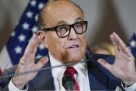 Feds raid Giuliani's home, place of work, escalating criminal probe…